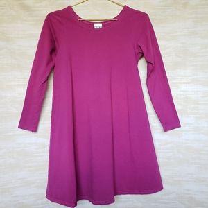 Vintage 1990's purple babydoll dress